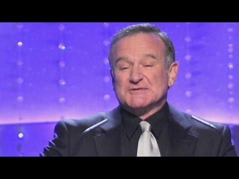 Report: Robin Williams Had Lewy Body Dementia