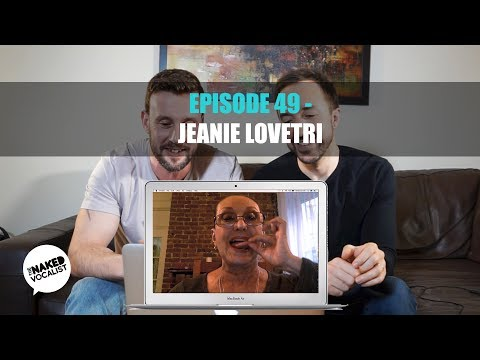 Episode 49 - Jeanie LoVetri On Belting | Functional Training | Somatic Voice Work