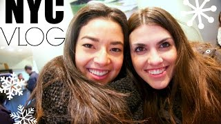 NYC VLOG ♡ Going to Brandy Melville + Meet my Best Friend! Thumbnail
