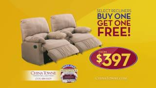 China Towne Furniture - Upholstery