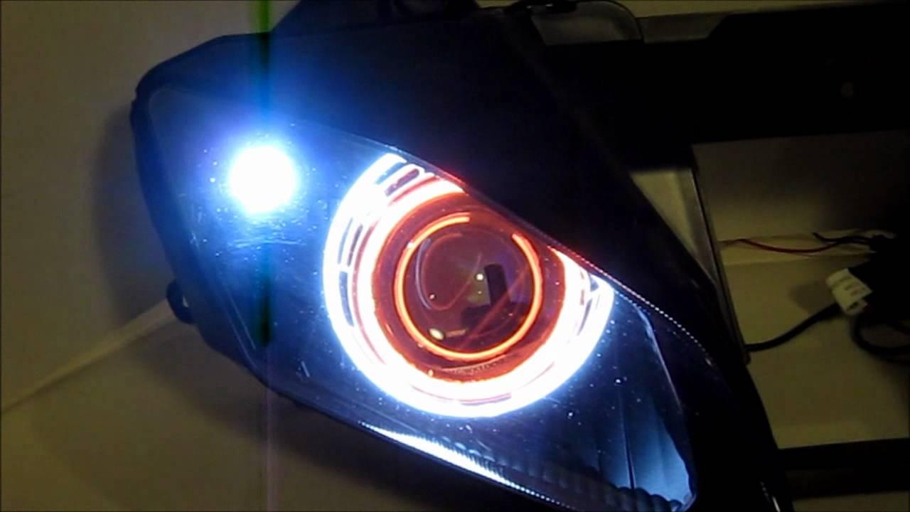 Honda prelude angel eyes-1034