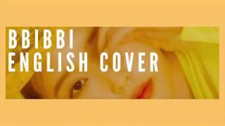 Gambar cover [ENGLISH COVER] BBIBBI - IU (아이유)