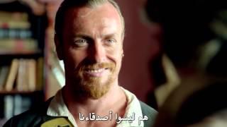 Black Sails Trailer مترجم
