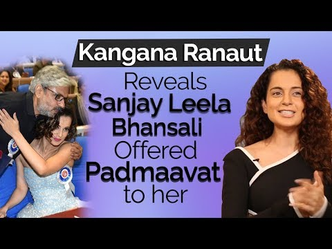 Sit with Hitlist | Kangana Ranaut Reveals Padmaavat was first to her!
