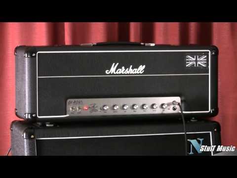 Marshall AFD100 Slash Signature Series Amp