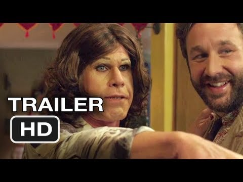 3, 2, 1... Frankie Go Boom Teaser Trailer #1 - Chris O'Dowd, Ron Perlman Movie HD