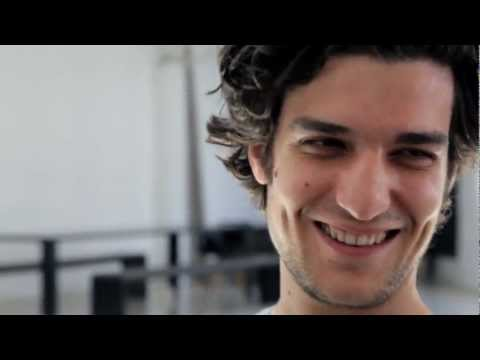 louis garrel  iodonna photoshoot