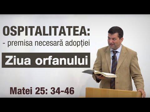 Biserica Baptista Emanuel Timisoara - 10.11.2019 PM - Marius Birgean