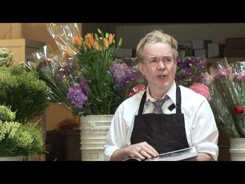 Michael Gaffney:First Day/Flower Design Class