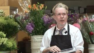 Michael Gaffney:First Day/Flower Design Class