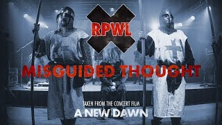 RPWL - Misguided Thought (Live - official)