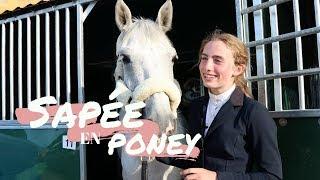 Sapée en Poney #4 : Louise à Lamotte  Poney 🇨🇵🐴