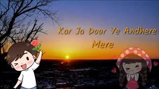 Tere bin nahi lage jiya || 30 Sec || whatsapp status video || Lyrical || Female