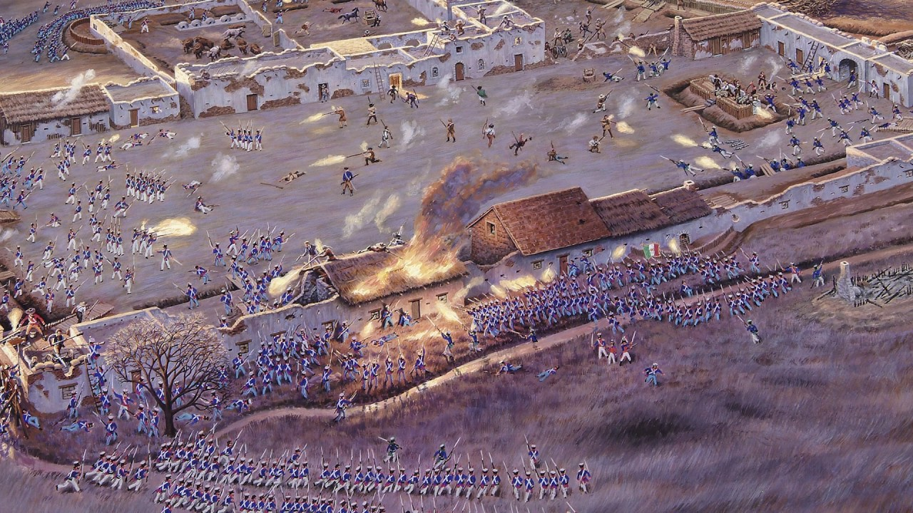Why was the siege of the alamo significant