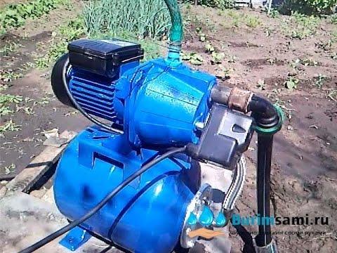 Как сделать скважину для воды видео фото 560