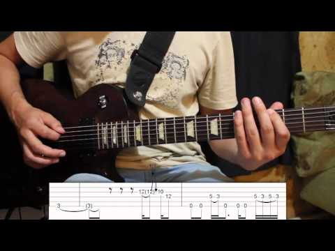 How to play Royal Blood - Little Monster on electric guitar