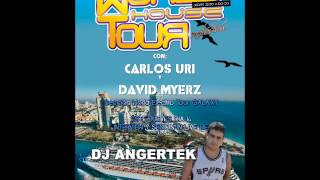 "DJ ANGERTEK // ""En World House Tour Radio Show"" // 14-03-2013"