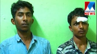 Two youth caught for theft in Idukki | Manorama News