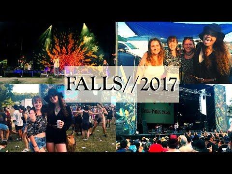 Falls Festival // Byron Bay 2017 (vlog)
