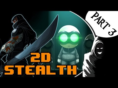 A History of Stealth Games | 2D Stealth [Part 3]