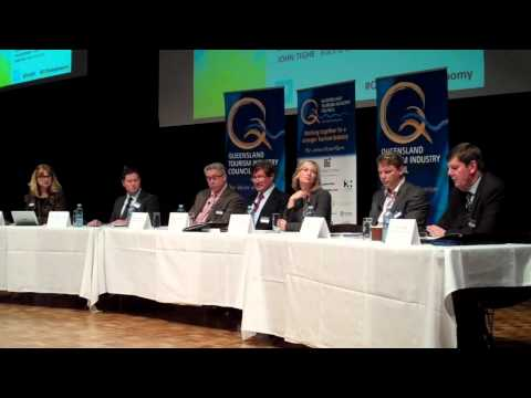 QTIC Sharing Economy Forum - How can existing businesses take advantage? (Video 3)