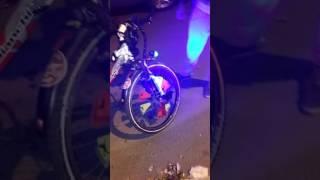 Modifiyeli Bisiklet Polis