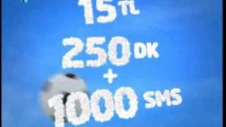 Avea - Yeni Taraftar Paketleri Kampanyası Reklam Filmi 2012