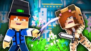 Minecraft Daycare - MAGIC WAR !? (Minecraft Roleplay)