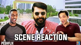 The Great Father Mass Scene Reaction | Mammootty | PESHFlix Entertainment