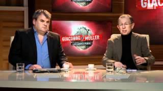 Giacobbo/Müller mit Bax und Pirmin sowie Michel Gammenthaler