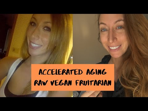 Signs of Aging After 3 Years Raw Vegan