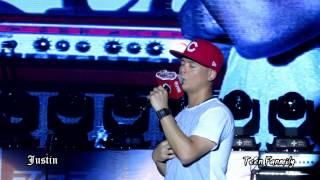 [2015-08-08] 側田Justin Lo  - Kong (Acoustic Live版)  - 可口可樂撻著快樂2015明星夏日派對音樂會