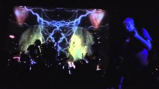 HAWKWIND STEVE HILLAGE Orgone Accumulator Hawkeaster 2015 5th April