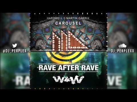 W&W vs Hardwell & Martin Garrix vs David...