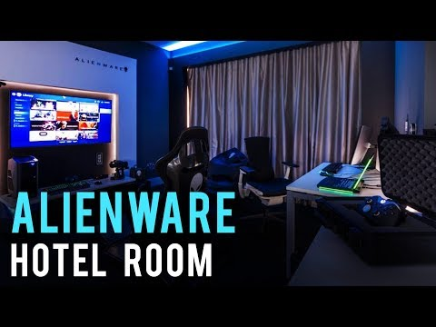 This Panama Room Is a Gamer's Paradise