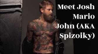 Meet Josh Mario John (aka Spizoiky)