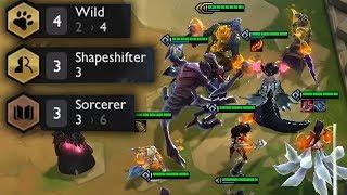 FULL META   Teamfight Tactics Gameplay [Deutsch]