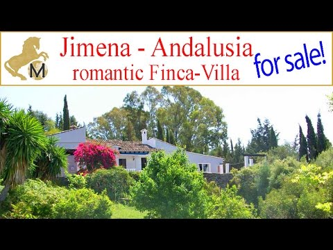 for sale: Finca, country house, Landhaus, Jimena Sotogrande,
