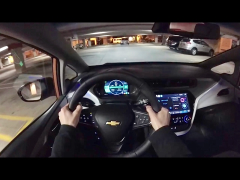 2017 Chevrolet Bolt EV - POV First Impressions (Binaural Audio)