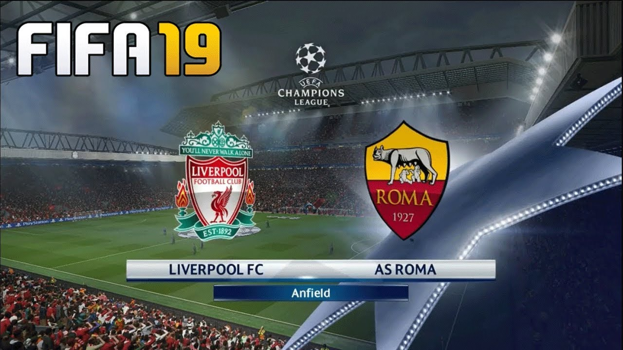 CHAMPIONS LEAGUE IN FIFA 19  fc4e4a93c