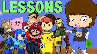 25 LIFE LESSONS FROM NINTENDO! - ConnerTheWaffle