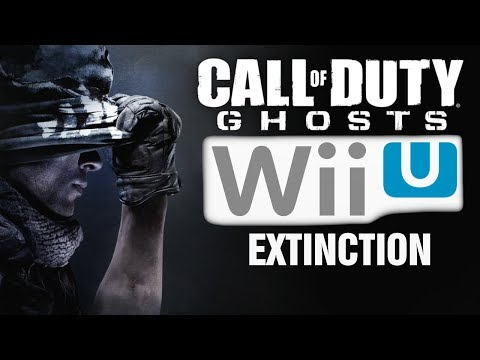 Call Of Duty Ghosts WiiU Gameplay -