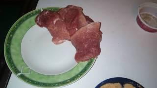 Ромштекс из свинины
