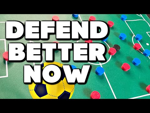 Left back soccer tips for defenders