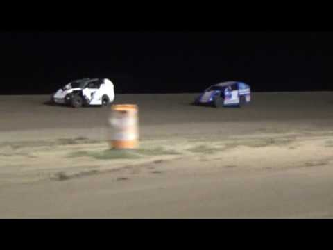 Salina Speedway Auto House Towing Modified Lites *A Feature* 7-28-17
