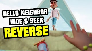 Hello Neighbor Hide & Seek Stage 5 Reverse