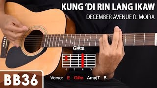 Kung Di Rin Lang Ikaw - December Avenue ft. Moira Dela Torre