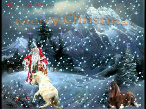Carte animation joyeux noel amberdomaine de rabreux 200 youtube - Carte de noel animee ...