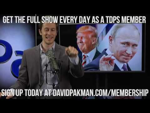 Putin Involved in Election Hacks, Bernie Takes Down Trump Supporters, and Much More...