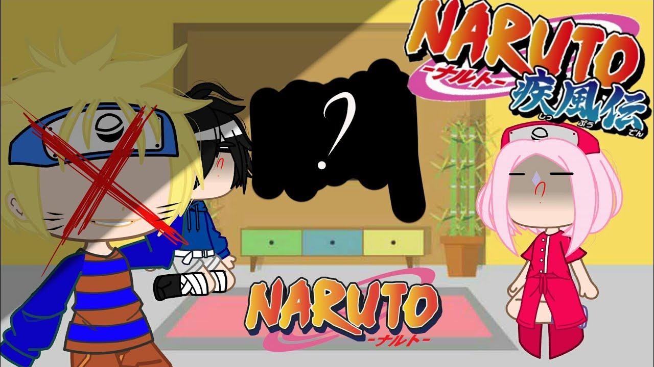 Download past Naruto react to Future /tik tok/gacha club/Sasunaru lazy